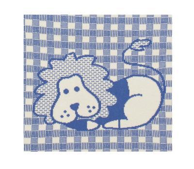 Løven. Personlig Babyteppe med Stjernetegn.