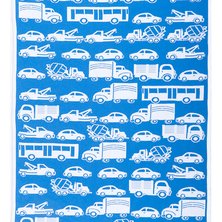 "Individuelle Babydecke ""Cars"" 2"