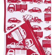 "Individuelle Babydecke ""Cars"" 3"