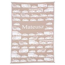 """Individuelle Babydecke """"Cars"""" 4"""