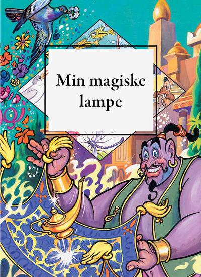 Min magiska lampa.